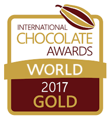 Premiato agli International Chocolate Awards