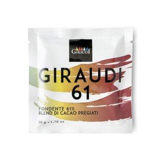 Fondente Giraudi blend di cacao pregiati