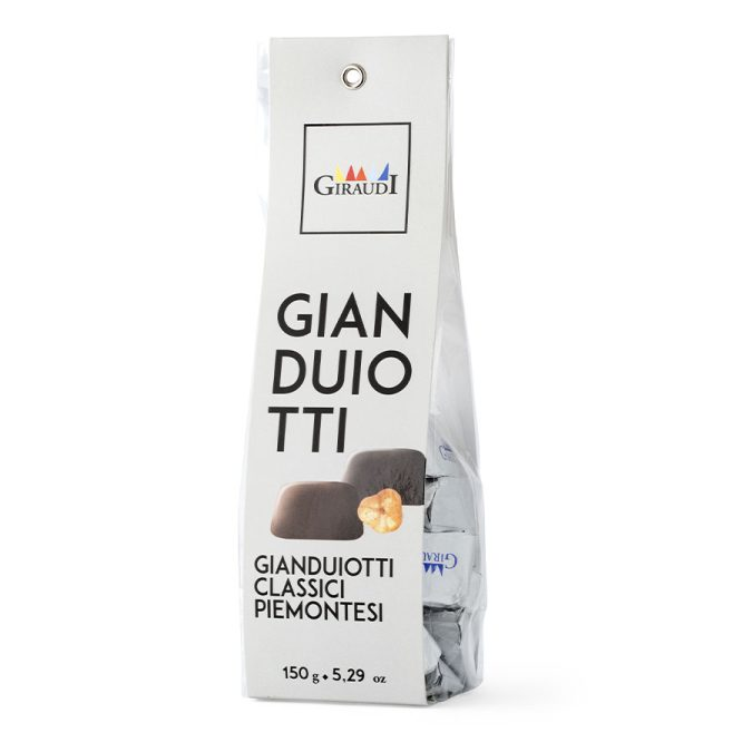 Classic Gianduiotti bag 150g