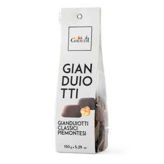 Dark Gianduiotti bag 150g