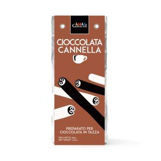 Cioccolata alla cannella Giraudi