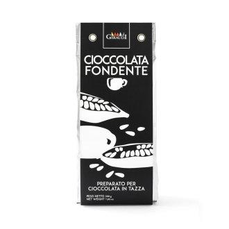 Cioccolata fondente in tazza Giraudi