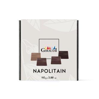 Scatola praline Napolitains Giraudi