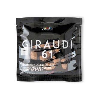 Fondente Giraudi e mandorle tostate