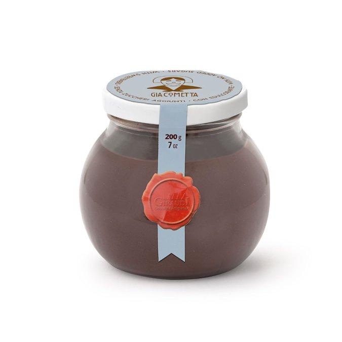 Crema di Nocciole senza zucchero Giraudi