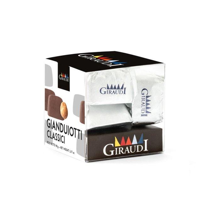 Box gianduiotti classici Giraudi
