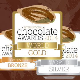 Vincitori Chocolate Awards