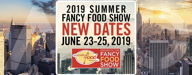 Giraudi al Summer Fancy Food 2019