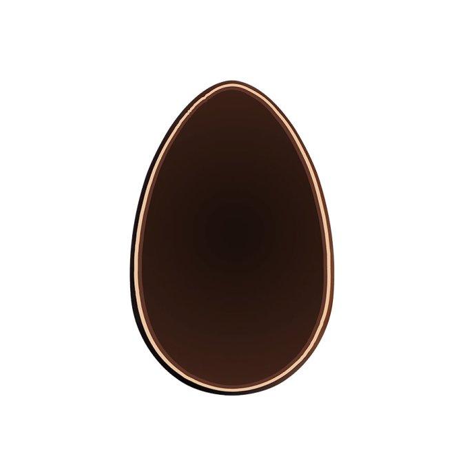 Sezione uovo cremino Giraudi