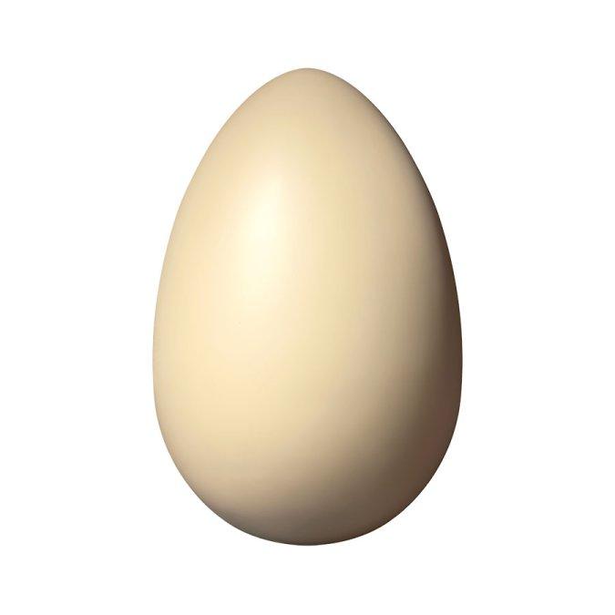 Uovo inca bianco Giraudi