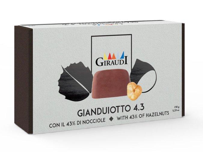 Gianduiotti Giraudi scatola