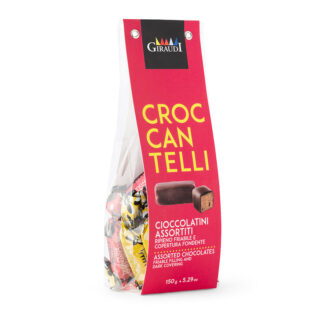 Mixed Croccantelli bag 150g