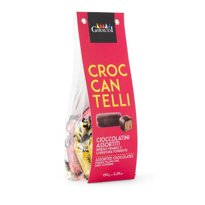 Croccantelli misti sacchetto 150g