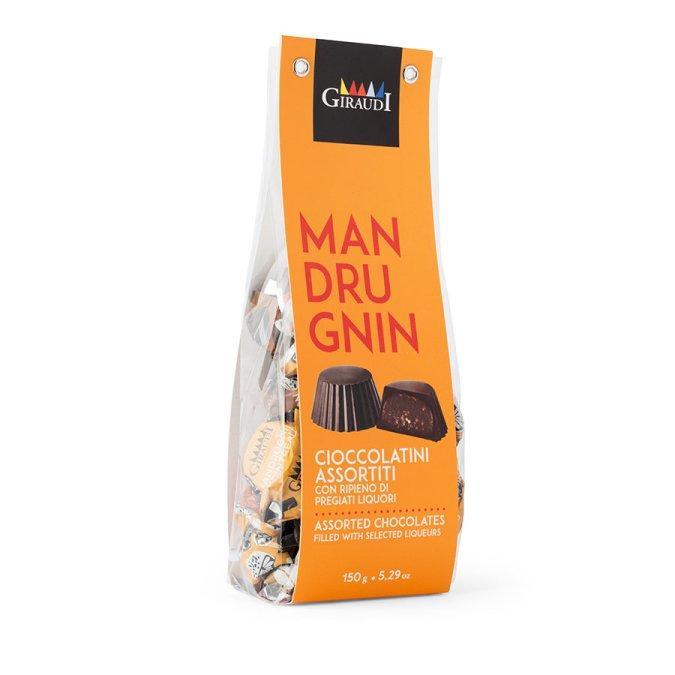 Mixed Mandrugnin bag 150g
