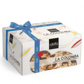 The cholocate easter Colomba - 1000g Box